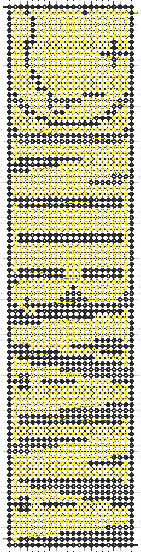 Alpha pattern #9299 pattern