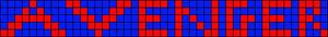 Alpha pattern #9307