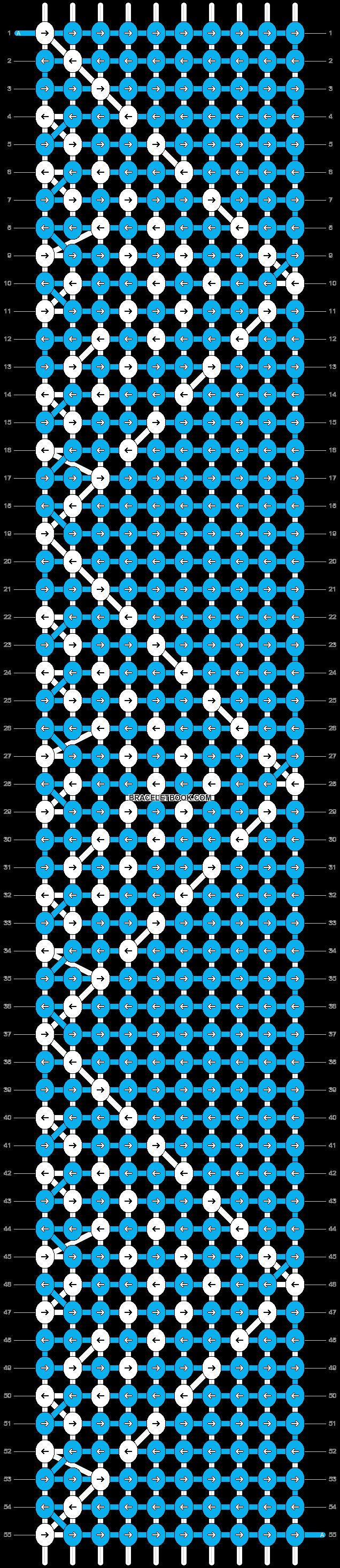Alpha pattern #9314 pattern