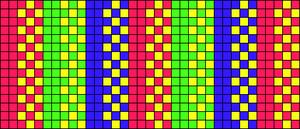 Alpha pattern #9320