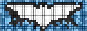 Alpha pattern #9338