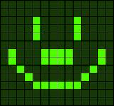 Alpha pattern #9346