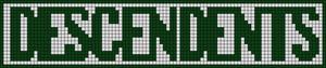 Alpha pattern #9352