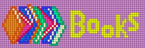 Alpha pattern #9360