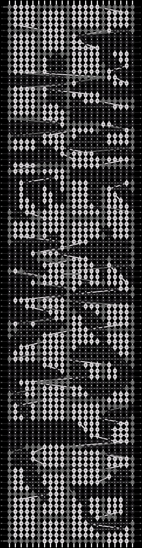 Alpha pattern #9370 pattern