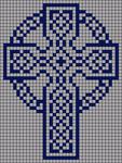 Alpha Friendship Bracelet Pattern #9373