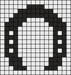 Alpha pattern #9375