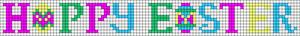 Alpha pattern #9378