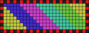 Alpha pattern #9381