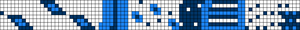 Alpha pattern #9383