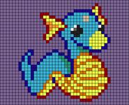 Alpha Friendship Bracelet Pattern #9394