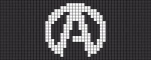Alpha pattern #9396