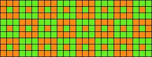 Alpha pattern #9397