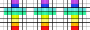 Alpha pattern #9402