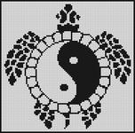 Alpha Friendship Bracelet Pattern #9406