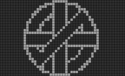 Alpha pattern #9410