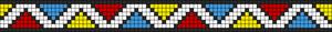 Alpha pattern #9414