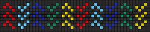 Alpha pattern #9415