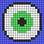 Alpha pattern #9416