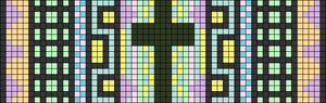 Alpha pattern #9417
