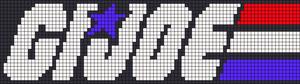 Alpha pattern #9430