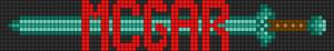 Alpha pattern #9437