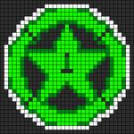 Alpha Friendship Bracelet Pattern #9439