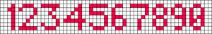 Alpha pattern #9447