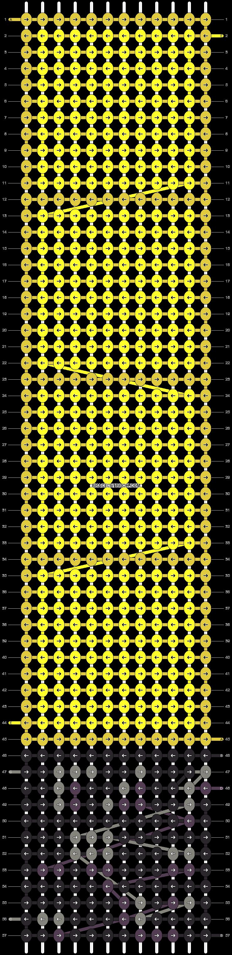 Alpha pattern #9449 pattern
