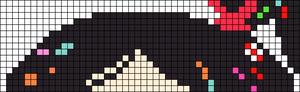 Alpha Friendship Bracelet Pattern #9451