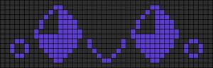 Alpha pattern #9463