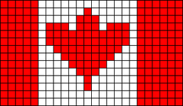 Alpha pattern #9465