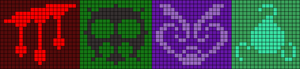 Alpha pattern #9476