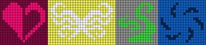 Alpha pattern #9479