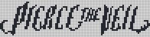 Alpha Friendship Bracelet Pattern #9504