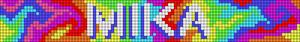 Alpha pattern #9512