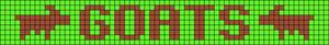 Alpha pattern #9519