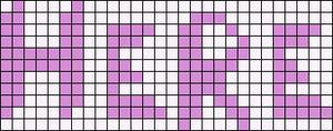 Alpha pattern #9526