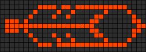Alpha pattern #9530