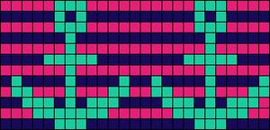 Alpha pattern #9538