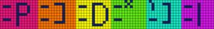 Alpha pattern #9541
