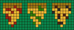 Alpha pattern #9548