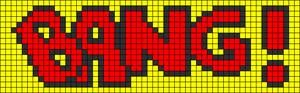 Alpha pattern #9550