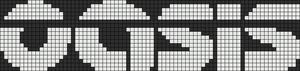 Alpha pattern #9553