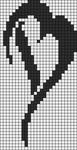 Alpha pattern #9554
