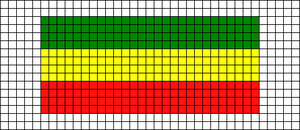 Alpha pattern #9562