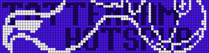 Alpha pattern #9563