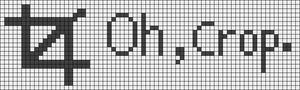 Alpha pattern #9567