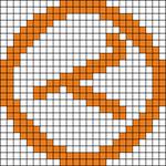 Alpha pattern #9568