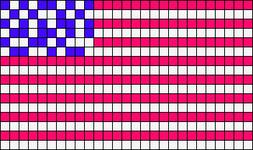 Alpha pattern #9569